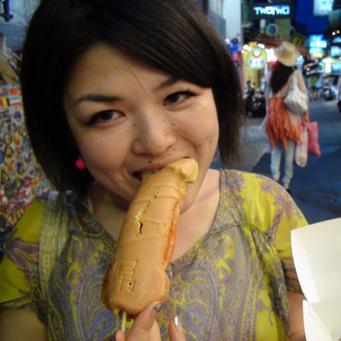腹肉ツヤ子が行くミーハースピ日記 PART.3 愛媛県大三島・大山祇神社に行ってきました!