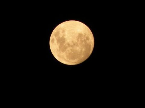 菅原千春の空を見上げて~2012年12月28日蟹座の満月~