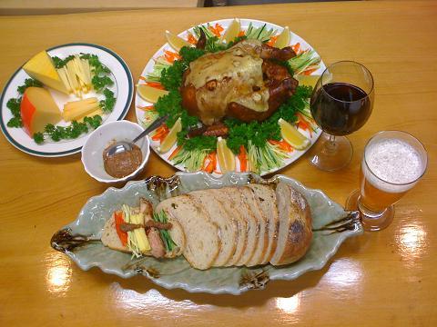 シェフ佐藤の食と自然治癒力PART.6~シェフ佐藤のおもてなし料理 「地鶏の燻製」