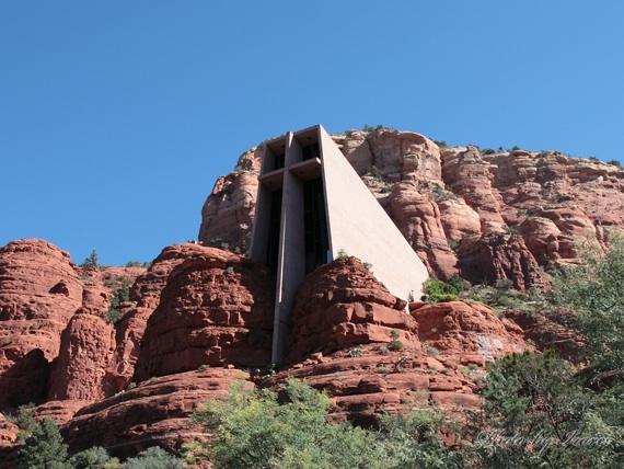 約束の場所・セドナ 第4話「聖十字架礼拝堂とスライドロック州立公園」