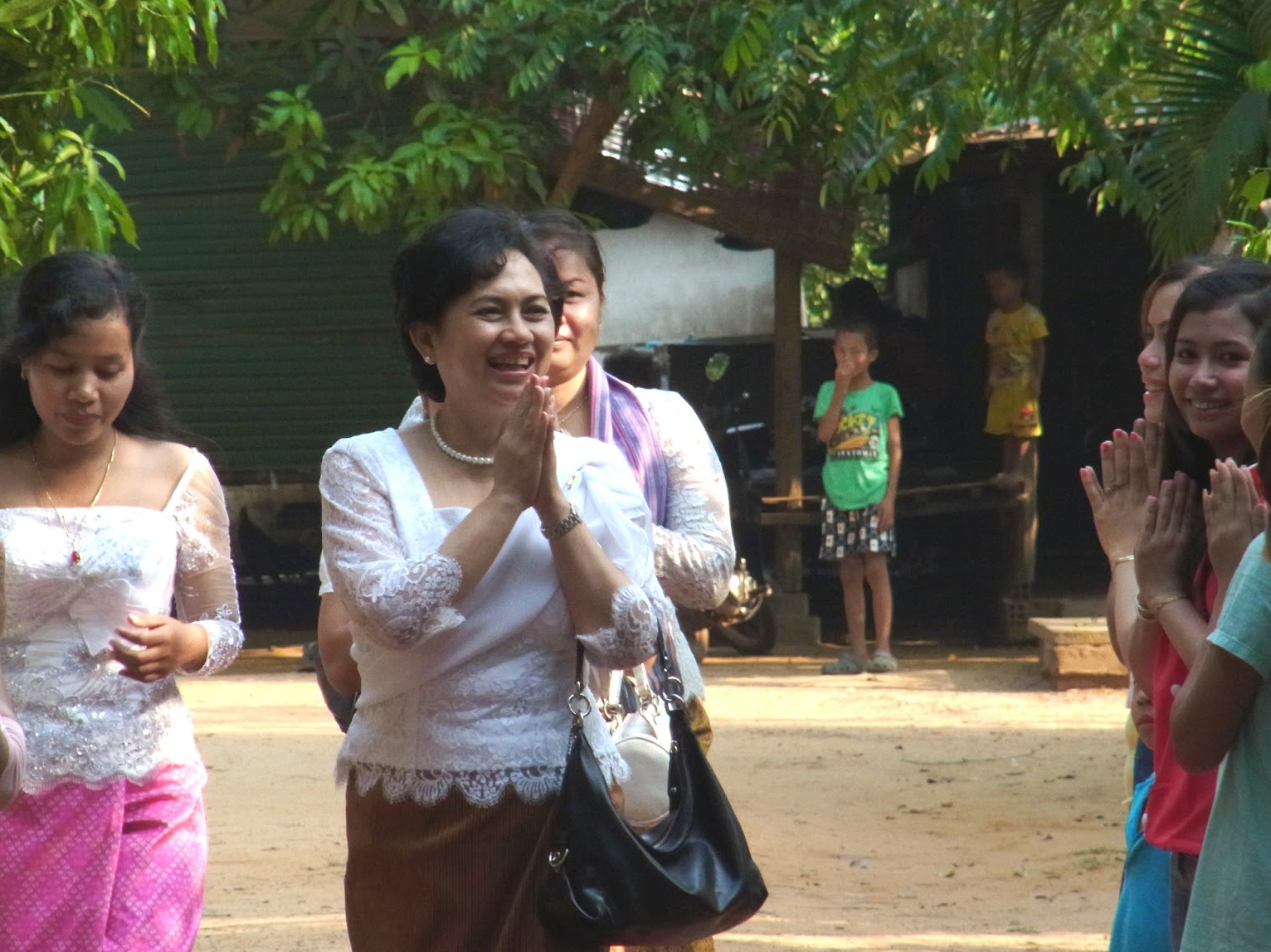 スピリチュアル体験を通して始めたカンボジア支援活動PART.13~カンボジア王国の皇女シソワット・カンタレス妃殿下