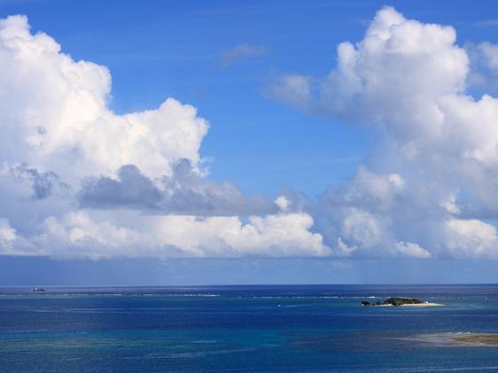 沖縄の大地と太陽から心の女神を思い出す『読むだけメソッド』