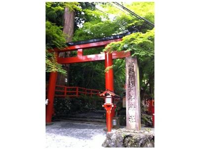 京都エネルギースポット・レポート女神の癒しのエネルギー「貴船神社」~