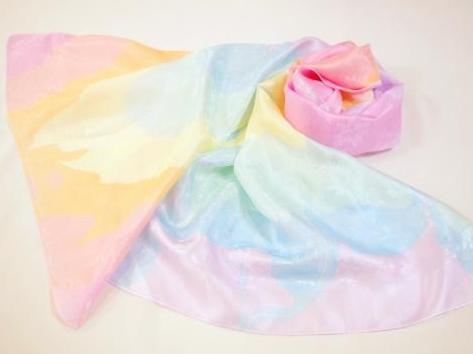 これを着れば誰もがパワーアップできる!!! PART.20 虹色のスカーフ