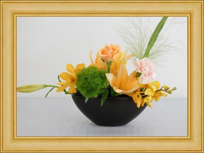 真央ゆうかのアストロロジーフラワーアレンジメント~「花運・花力」今月の誕生月「獅子座」~2013年は「花運・花力」で幸運度UP~