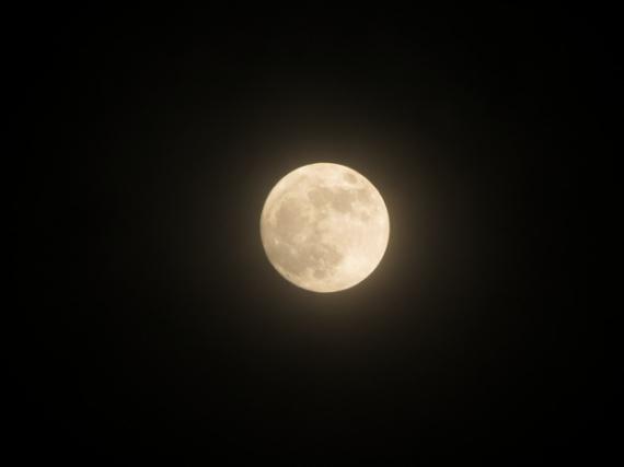 菅原千春の空を見上げて~2013年9月19日 - 魚座の満月~