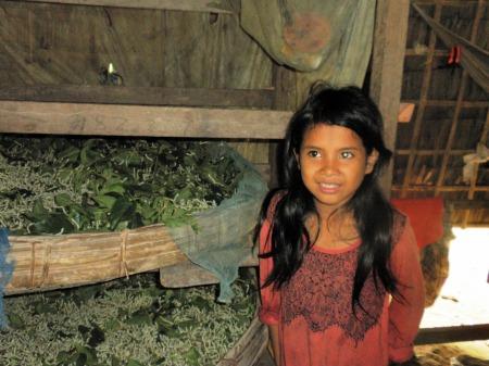 スピリチュアル体験を通して始めたカンボジア支援活動PART.16~カンボジアシルクが救う未来③
