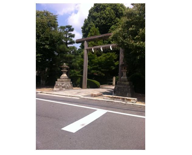 京都エネルギースポット・レポート「宇宙と繋がる「三柱鳥居」蚕ノ社」