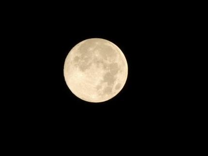 菅原千春の空を見上げて~2013年11月18日 - 牡牛座の満月~