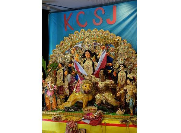 インドの女神さまが日本にやって来た!インドのお祭りドゥルガ・プジャPART.1