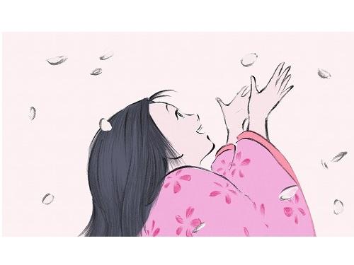 一宮千桃のスピリチュアル☆シネマレビューPART.23 『かぐや姫の物語』