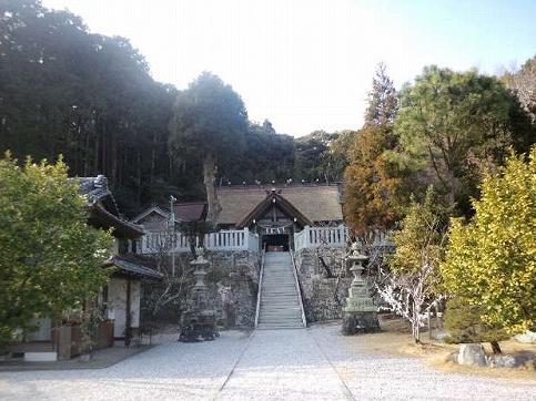 日本で唯一お料理の神様がいる場所~高家(たかべ)神社~