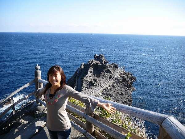 一足早い春の訪れが感じられる南伊豆から~伊豆最南端のパワースポット「熊野神社」「石室神社」