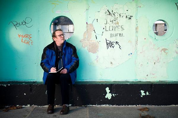 『ONCE ダブリンの街角で』に続く、ダブリンを舞台にした心温まる感動作『ダブリンの時計職人』