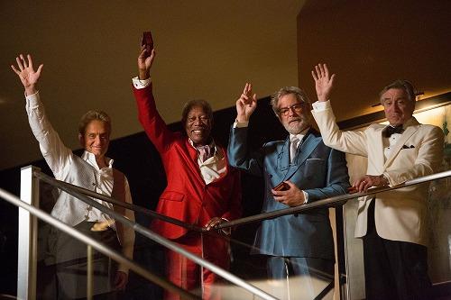 58年の友情で結ばれたバカオヤジたちが繰り広げるハートフルストーリー『ラスト・ベガス』