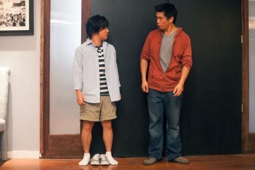 一風変わったタイトルに込められたメッセージとは?濱田岳主演『サケボム』