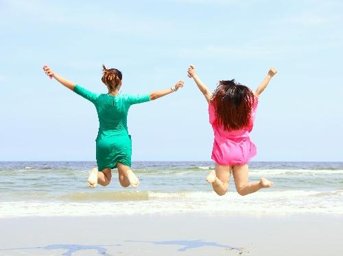 女性のハートに光の癒しをPART.4「幸せになる事は、とても簡単です」