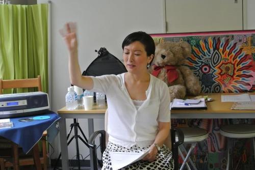 スピリットにエネルギーをもらう!尾崎ゆう子さん「スピリット・セルフヒーリング」ワークショップ体験レポート