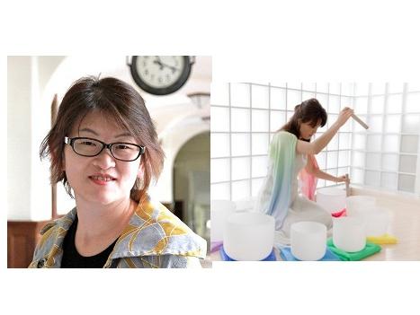 【癒しフェア 2014 in TOKYO特別企画】クリスタリスト麻実さん×栗山葉湖さんコラボトークショー開催!