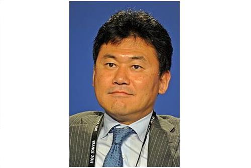 今が旬の有名人をドレスセラピー診断 PART.64 楽天の社長三木谷浩史さん