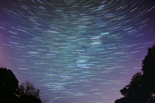 11月17日は「しし座&牡牛座」流星群現る ☆に願いをかけて、時に思いをはせて