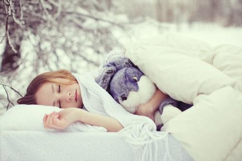 冬の睡眠にはやっぱり○○が大事!
