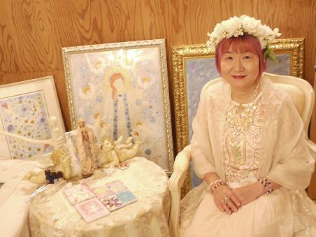 エンジェリック・ヒーリングアーティスト、エレマリアさんの感じる天使とは?