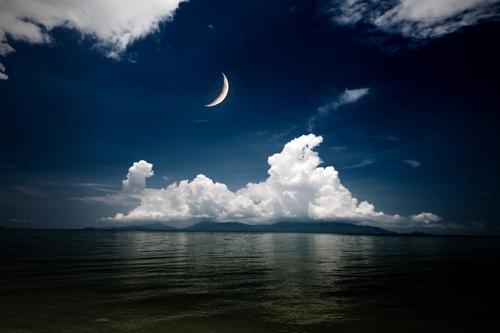 蒼月紫野の「新月のお願い事」 vol.4<br>~「2015/4/19 03:57<br>牡羊座の新月」