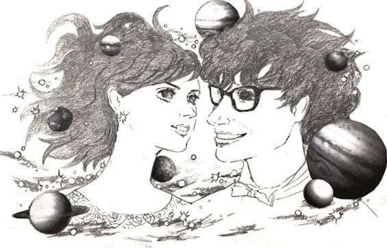 博士と彼女のセオリー  大竹 イラスト
