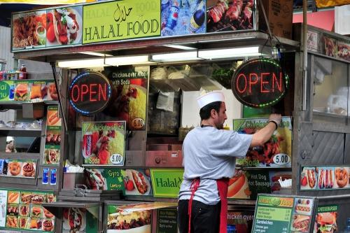 イスラム教徒の「ハラール」が健康的!?アメリカでも行列の人気ぶり!