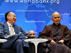 Thich Nhat Hanh 世界銀行