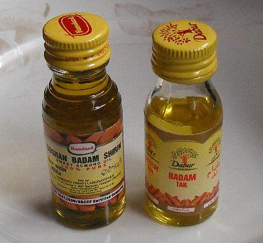 インド製スイートアーモンドオイル