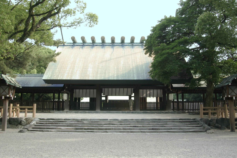 熱田06-拝殿