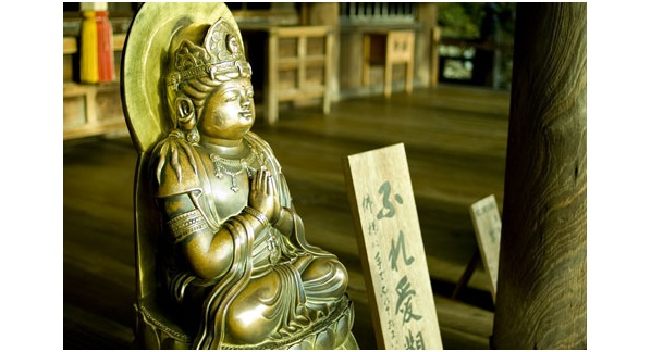仏像に隠されたもの~古来の人々が信仰してきた対象~