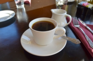 冷たいお茶(コーヒー)