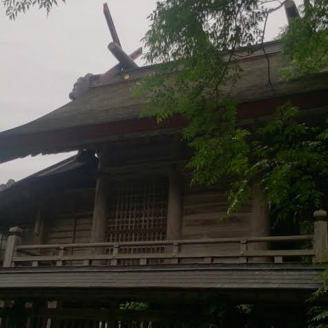 長浜神社本殿