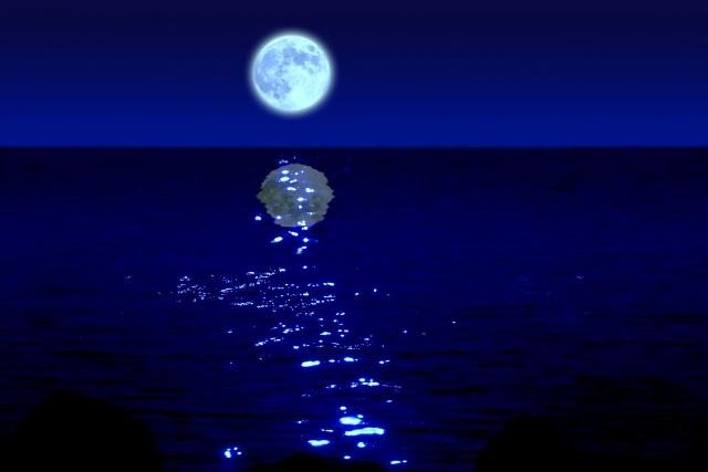 7月31日の満月は特別な日、解放や手放しと同時に、本当に必要なものを残すための日…これも風水