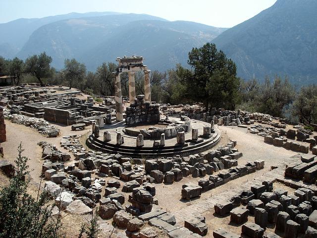 Secret of &#8220;Delphi oracle&#8221;.   <br>〜明らかになった古代神託の秘密〜
