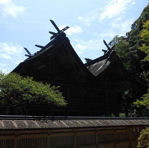 美保神社本殿1
