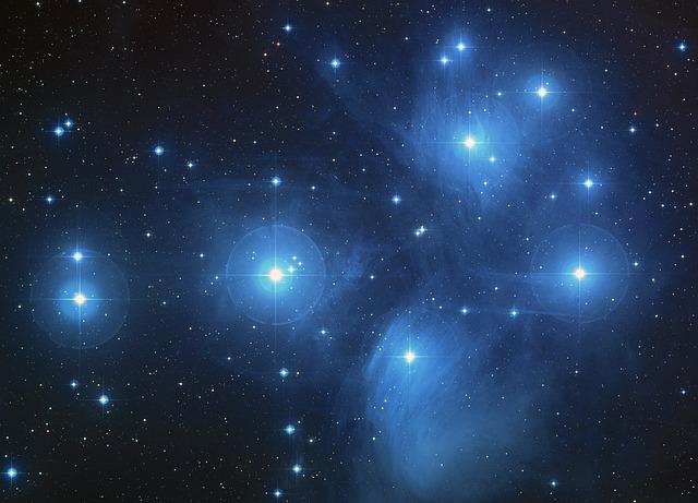 宇宙には未知の物質が溢れている