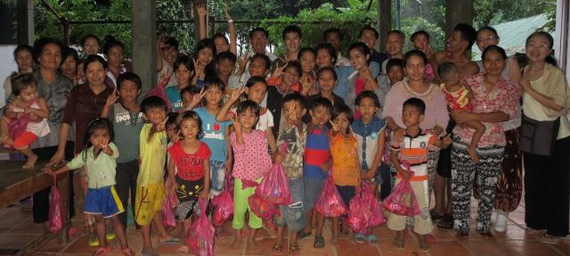 スピリチュアル体験を通して始めたカンボジア支援活動PART.20