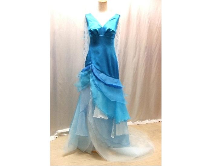 釈さんドレス