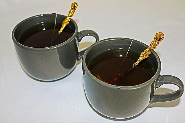 こんなにある!<br>健康をもたらす様々なお茶