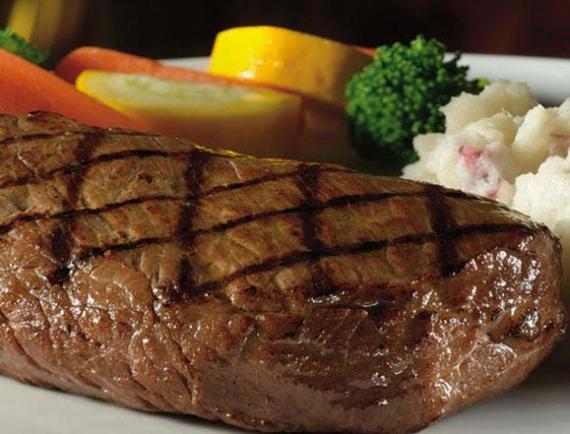 ステーキはマインドを重くする