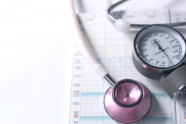 血圧と身体の関係 その1 * For オプティマムヘルス