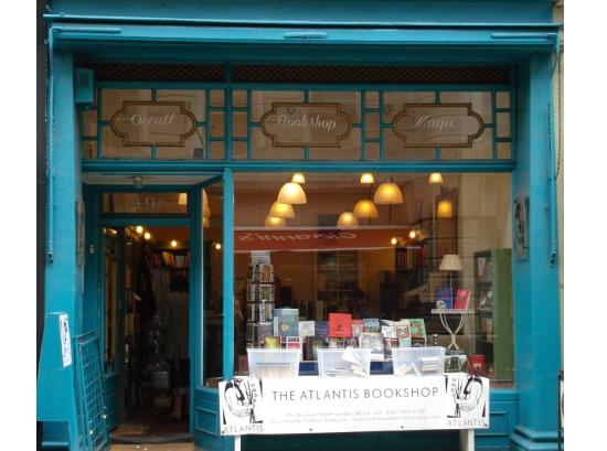 The Atlantis Occult Book Shop