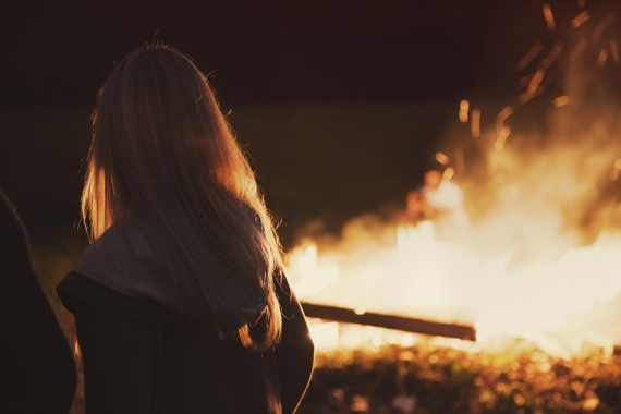 person-woman-night-fire-large