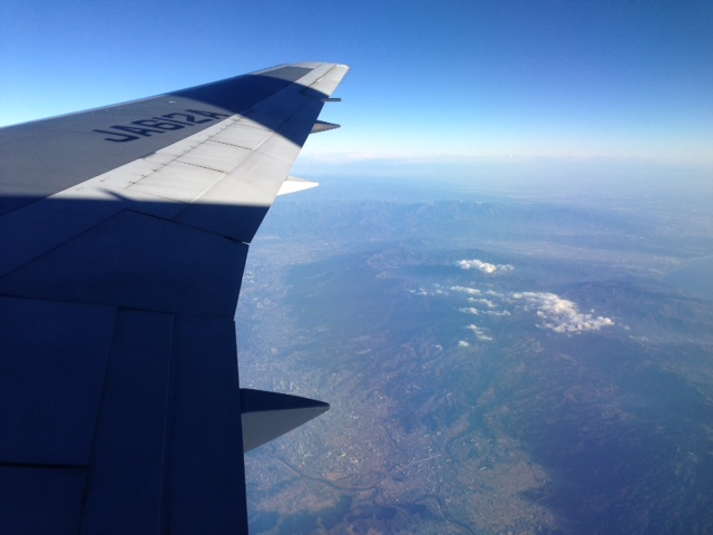 バスケス大統領飛行機で女性を助ける