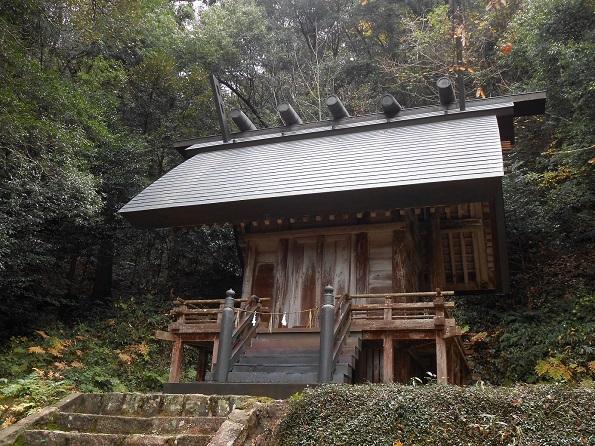 比婆山神社本殿2