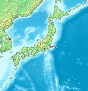 日本列島(1)